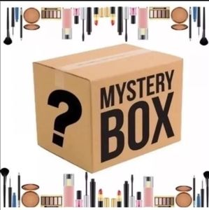 Large makeup mystery box
